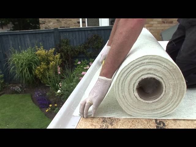 CFS Cure It Flat Roofing System