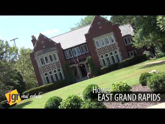 Homes In East Grand Rapids