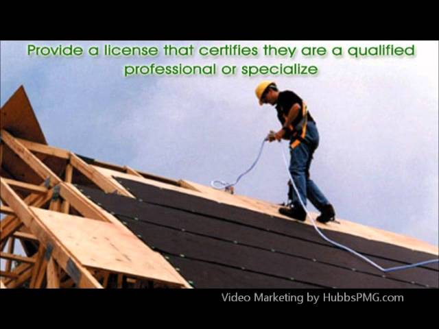 Roofing Contractor Brampton ON | 289-272-0008 | What To Look For When Hiring A Roofing Contractor.