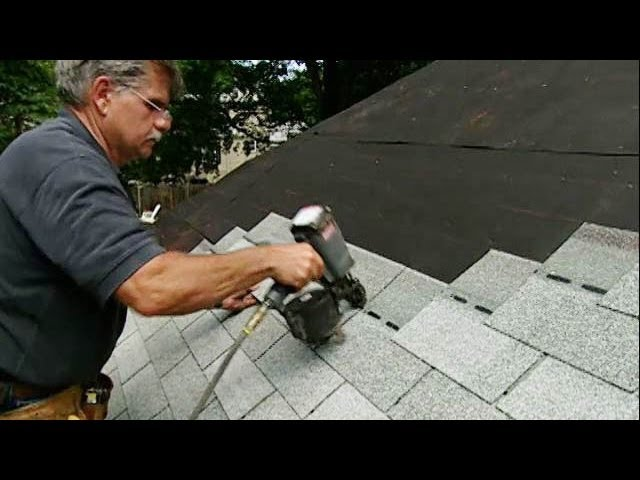 Re-Shingling A Roof | Episode 9, Season 4 (2006)