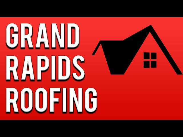 Grand Rapids Roofing (616) 277-7670 Free Roof Estimate