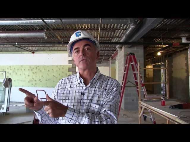 Grand Rapids Christian High School  Renovation Update   Summer 2013