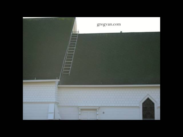 How Do You Work On Steep Roofs – Roofing And Painting Tips