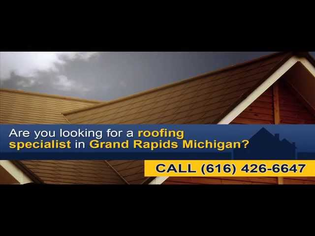 Grand Rapids Roof Repair | 616.426.6647 | Cheap Grand Rapids Roof Repair