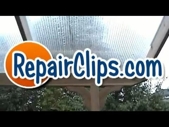 Install Polycarbonate Roofing Sheets With H Profile