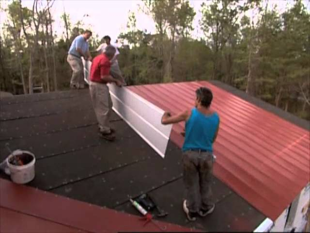 Quick Tip: Metal Roofing