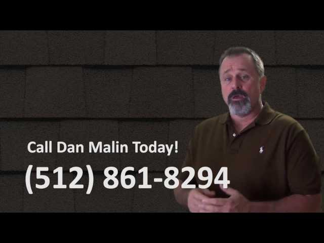 Austin Roofing Company | Dan Malin (512) 861-8294 | A Professional Roofing Contractor