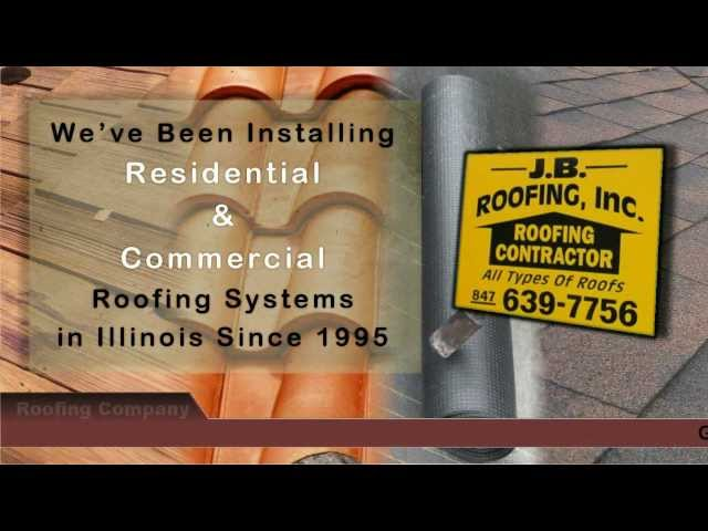 Gurnee Roofing Company | (847) 639-7756 | Illinois Roofing Contractor