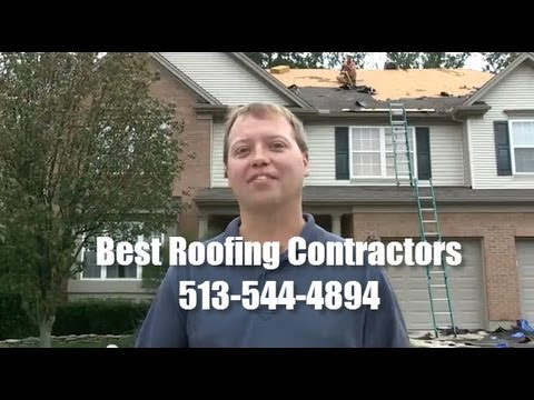 Roofing Contractors Cincinnati – Call 513-544-4894