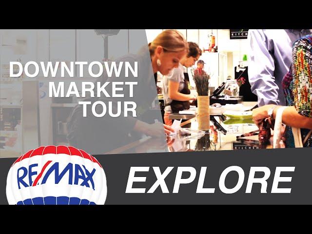 Grand Rapids Downtown Market Tour