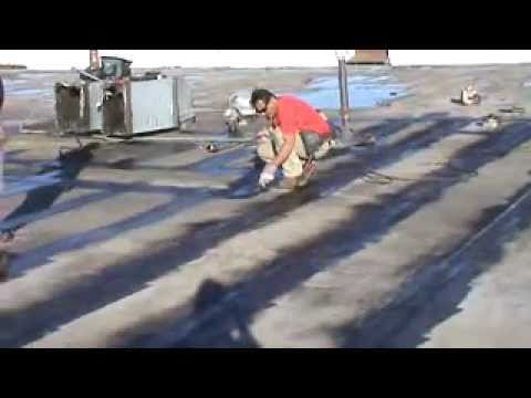 Repair Torch Down Roofs- Dallas Roofing Contractor Ph. 214-779-0031
