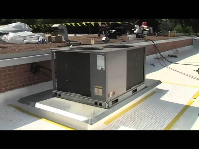 TPO Roof System Installation   TPO Roofing Installation   CentiMark
