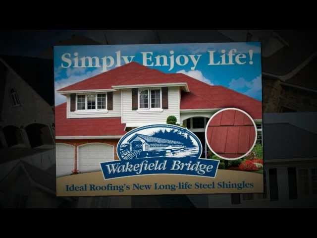 Wakefield Bridge Ottawa Roofing Contractor | Lucas Roofing