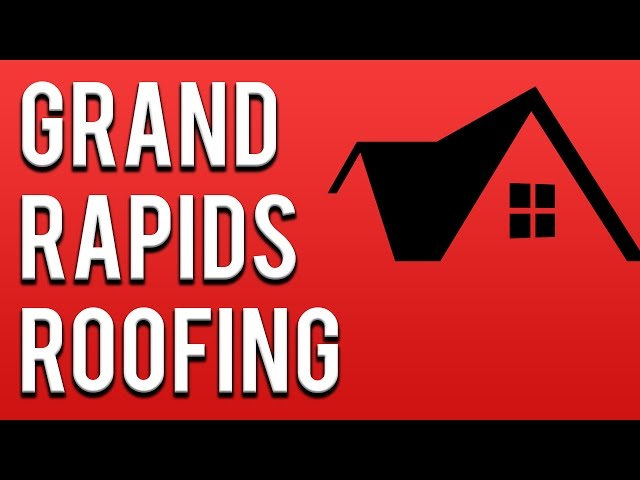 Grand Rapids Roofing Services | West Michigan Roof Repair (616) 877-9071