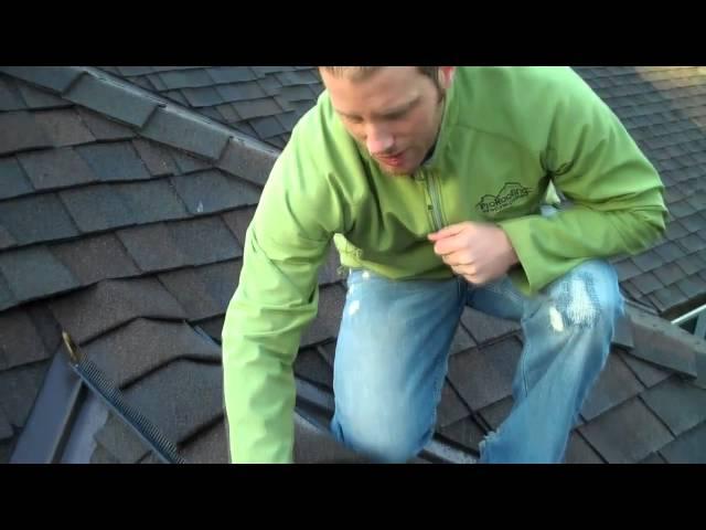 Pro Roofing Tip – Externally Baffled Ridge Ventilation (Ridgevent)