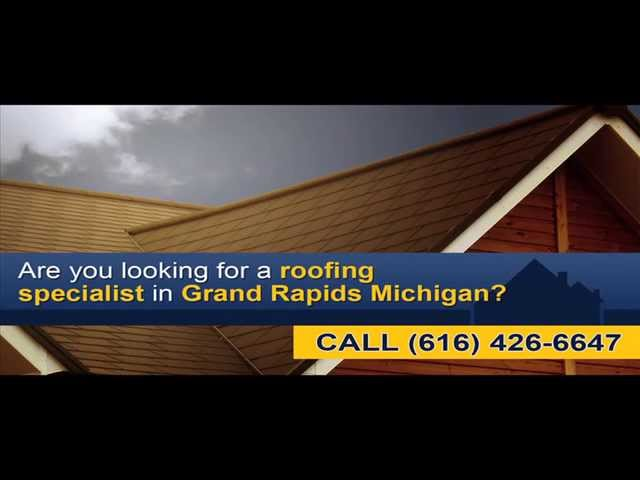 Roofers Grand Rapids MI | 616.426.6647 | Best Roofers Grand Rapids MI