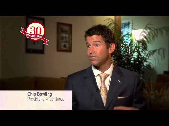 Grand Rapids Business Journal – 30 Years – Chip Bowling – X Ventures