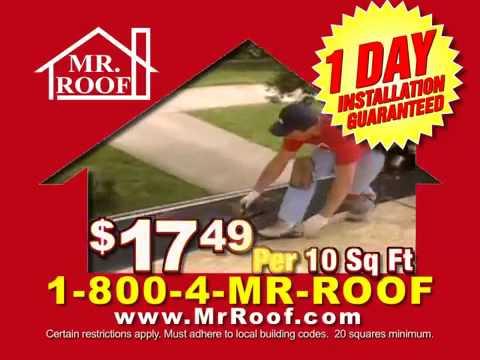 Mr  Roof Ann Arbor Grand Rapids Spring 2014