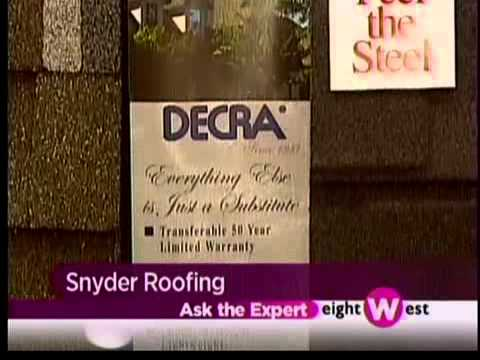Snyder Roofing