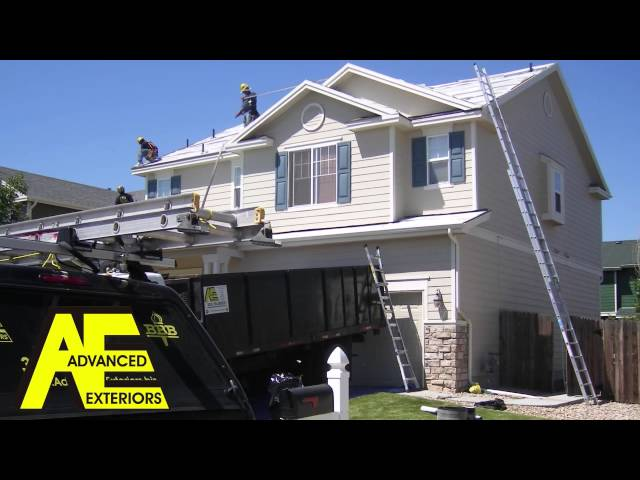 Advanced Exteriors, A Denver Roofing Company