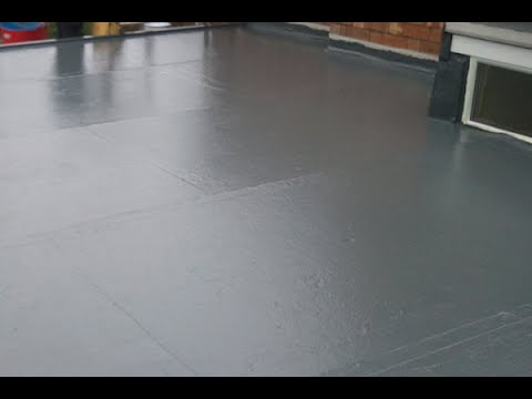 How To Use RapidRoof Liquid Rubber Roofing