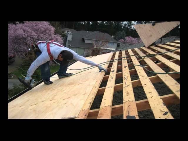 Kirkland Roofing Contractor – Pro Roofing Work In Progress
