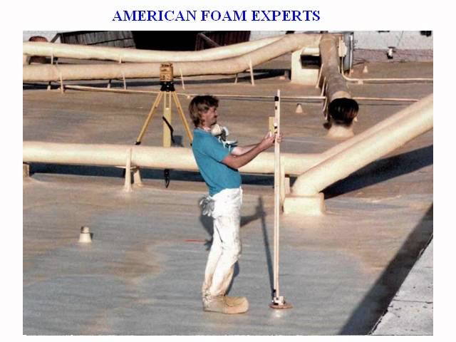 Polyurethane Foam Roofing For Residential & Commercial Buildings