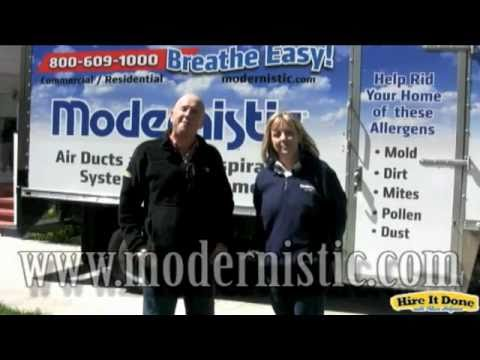 Modernistic Air Duct Cleaning Grand Rapids, MI – #1 Air Duct Cleaner In Grand Rapids, Michigan