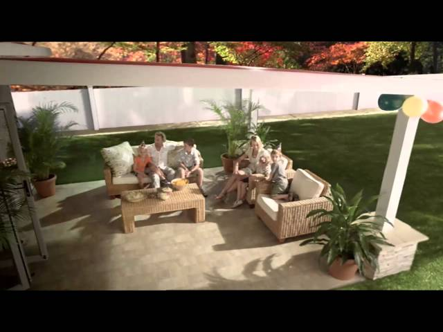 SolarSpan Insulated Roof For Patios, Pergolas, Residential And Commercial Roofing 2015 TVC