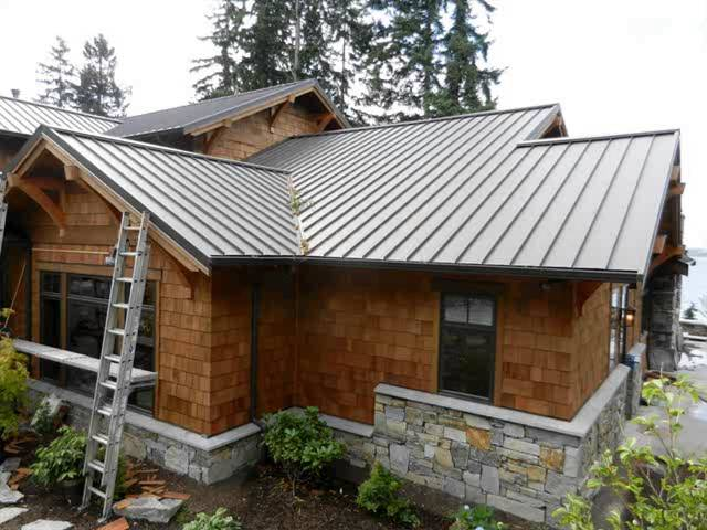 Metal Roofing – Pic Gallery