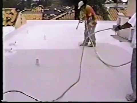Commercial Spray Foam Roofing – Los Angeles, CA