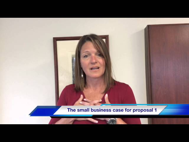 A Grand Rapids Small Business Owner Makes The Case For Proposal 1