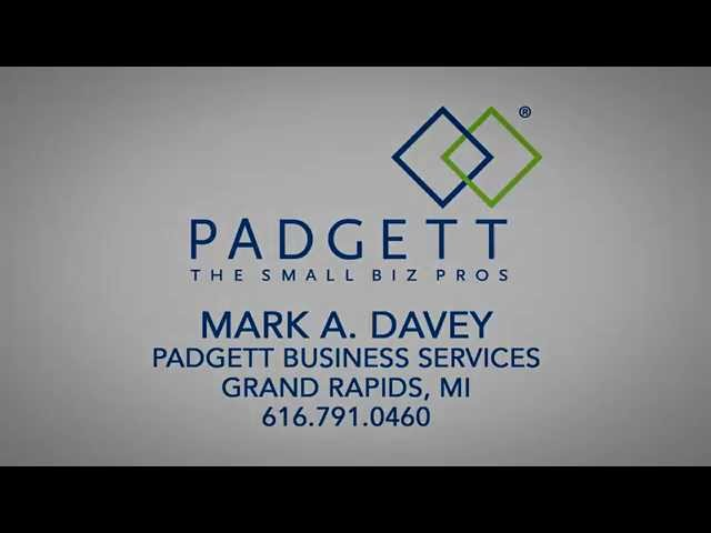 Padgett Business Services In Grand Rapids, MI