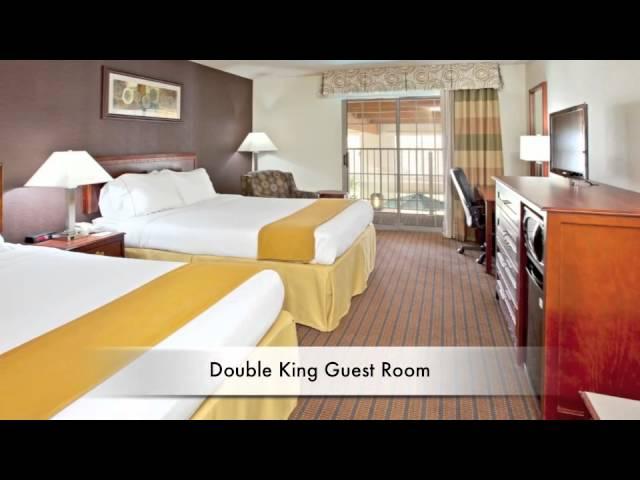 Holiday Inn Express Grand Rapids SW – Grandville, Michigan