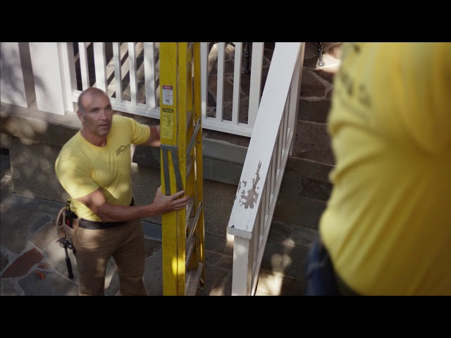 Preventable – TV Commercial – Roofing Ladder
