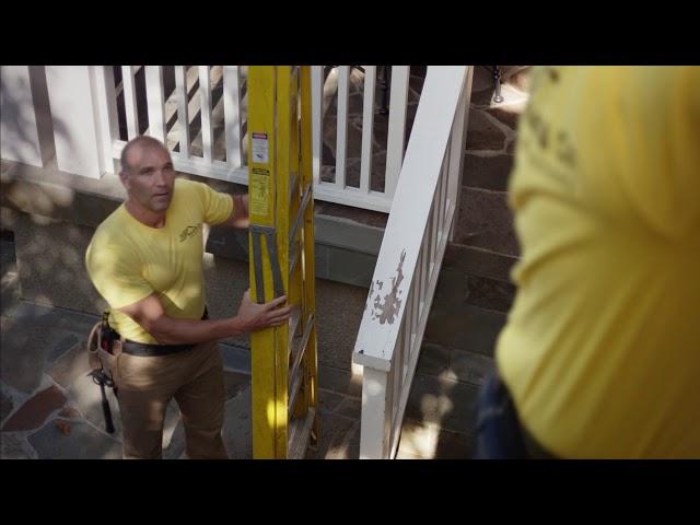 Preventable – TV Commercial – Roofing Ladder