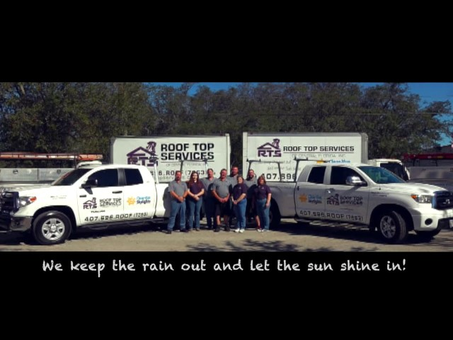 Orlando Roofing Contractor | Roof Top Services Of Central Florida, Inc.