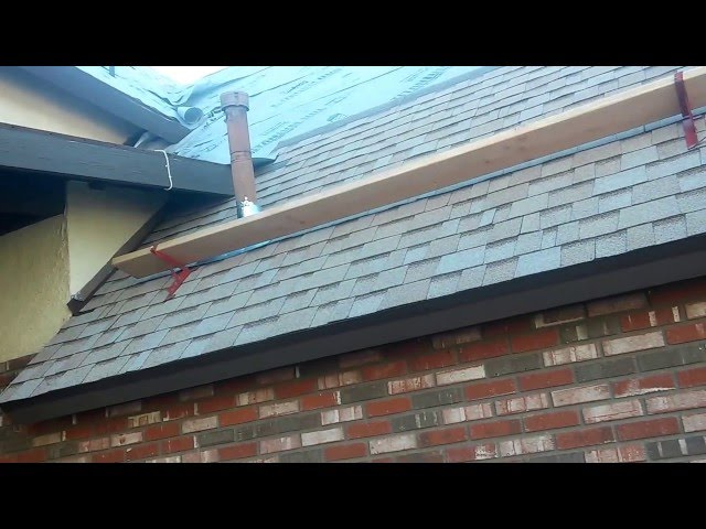 STEEP ROOFING TIPS: Installing A New Roof On A 12/12 STEEP ROOF, Using Roof Jacks ,hints And Tips!