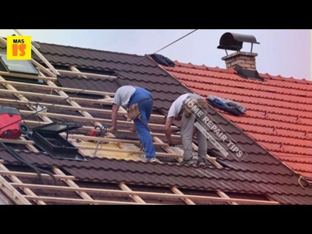 2017 Roofing Problems Tips – 6 Most Common Issues That Cause Roof Damage And Tips To Fix Them