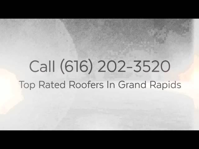Grand Rapids Michigan Roofing Company