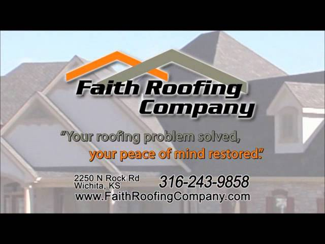 Wichita KS Roofing Company 316-243-9858 Local Roofing Contractor